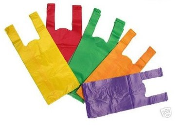 1000 Dog Poop Bags with Handles (ASSORTED)