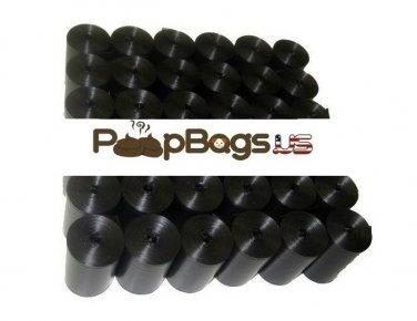 2024 Black Dog Poop Bags