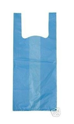 3000 Dog Poop Bags with Handles (BLUE)