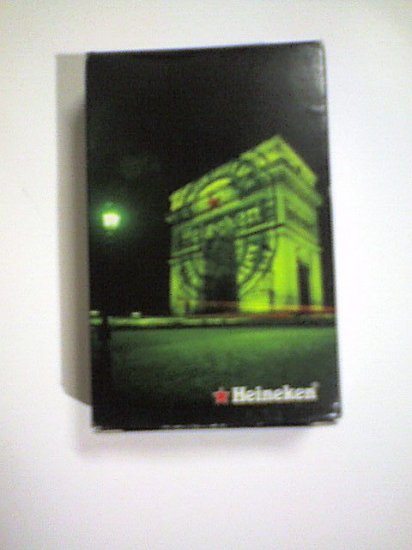 Heineken Playing Cards