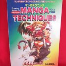 How to Draw Manga (Anime) Book in English / For beginner *