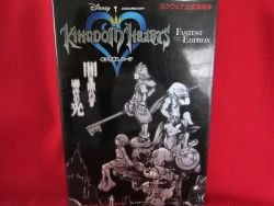 Kingdom Hearts 1 strategy guide book / Playstation 2,PS2