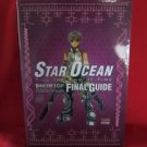 STAR OCEAN Till the End of Time Director's Cut guide book/ Playstation 2, PS2