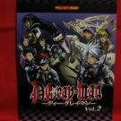 D.gray-man Piano Sheet Music Book #2