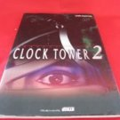 Clock Tower 2 II official guide book /Playstation, PS1