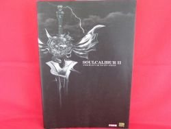 Soulcalibur II 2 players guide book /Playstation 2, PS2