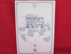 Final Fantasy XI official expert strategy guide book ver.031111