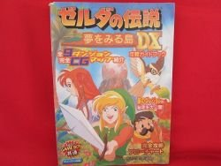 Legend of Zelda Link's Awakening DX strategy guide book /GAME BOY, GB