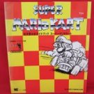 Mario Kart official strategy guide book /Super Nintendo, SNES