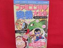 Dragon Ball perfect strategy guide book /NES