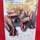 Monster Hunter Portable 2nd master guide book /PSP