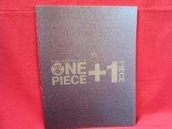One Piece '+ plus 1 PIECE' the movie illustration art book