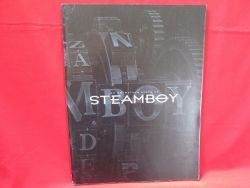 Steamboy guide art book /Anime