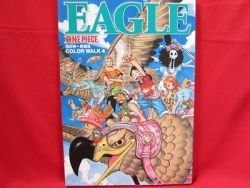 One Piece 'EAGLE COLOR WALK 4' illustration art book