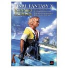 Final Fantasy X 10 Scenario Ultimania perfect strategy guide book