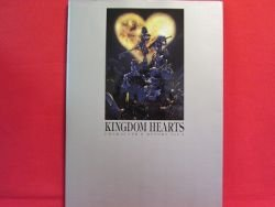 Kingdom Hearts Character's Report #1 art book