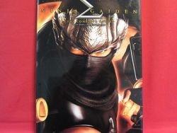 Ninja Gaiden Sigma complete guide book / PS3