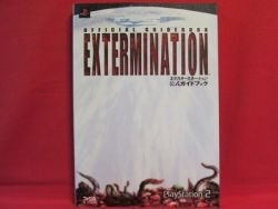 Exterminat?ion official guide book / Playstation 2, PS2