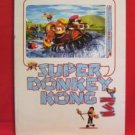 Donkey Kong Country 3 Dixie Kong's Double Trouble official guide book / SNES