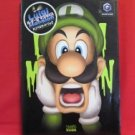 Luigi's Mansion perfect guide book / Nintendo Game Cube, GC