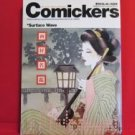 'Comickers' winter/2001 Japanese Manga artist magazine book