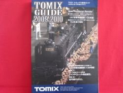 TOMIX N Gauge N Scale Train catalog guide book 2009 - 2010