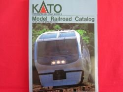 KATO N Gauge N Scale Model train railroad catalog book