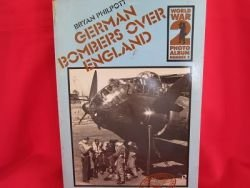 WWII photo album book #2 / German bombers over England