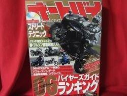 'Motorcycle magazine' May/2006 Performance data