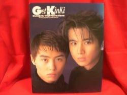 KinKi Kids 'Get Kinki' 1st photo book album / Domoto koichi tsuyoshi
