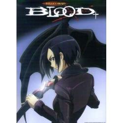 Blood+ Plus Piano Sheet Music Book