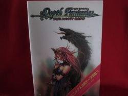 Depth Fantasia complete guide book / MMORPG