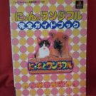 Nyan To Wonderful complete guide book / Playstation,PS1