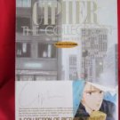 """CIPHER the collection"" illustration art book / Minako Narita *"