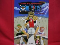Anime One Piece 11 Piano Sheet Music Collection Book
