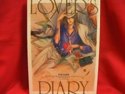 "Mamiya Oki ""Lover's Diary"" illustration art book / YAOI"