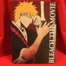 BLEACH #2 movie 'Diamond Dust Rebellion' guide art book 2008