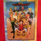 Anime One Piece 14 Piano Sheet Music Collection Book *