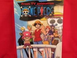 Anime One Piece 18 Piano Sheet Music Collection Book
