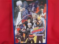 Katekyo Hitman Reborn BEST Piano Sheet Music Book w/sticker
