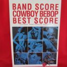 Cowboy Bebop Band Score BEST Sheet Music Book