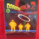 DragonBall Z Piano Solo Sheet Music Collection Book