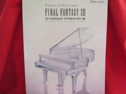 "Final Fantasy XIII 13 ""High rank"" Piano Sheet Music Collection Book #2"