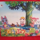 Animal Crossing the movie art guide book