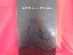 Sword of the Stranger the movie art guide book