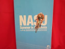 Nasu Summer in Andalusia the movie art guide book