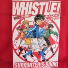 "WHISTLE! ""Supporter's "" illustration art guide book"