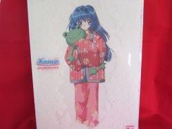 Kanon visual fan book 6 set / Playstation 2, Dream cast