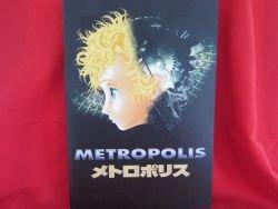 METROPOLIS art guide book / Anime Manga
