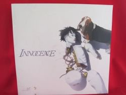 INNOCENCE th movie art guide book /Anime